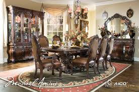 Leather Queen Anne Chair Dining Table Minimalist Image Of Dining Room Decoration Using