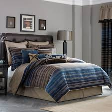 vikingwaterford com modern navy brown and blue bed comforters for