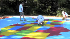 Huge Map Of The United States by Large United States Map Eagle Scout Project Youtube