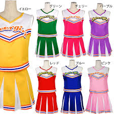 Halloween Cheer Costumes Puick Rakuten Global Market Crush Cheer Sleeveless Dance