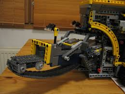 lego technic bucket wheel excavator lego 42055 bucket wheel excavator model b album on imgur