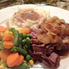 sweet bluebird favorite pot roast recipe made in the