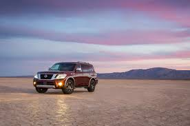 nissan armada for sale by dealer 2017 nissan armada first look review motor trend