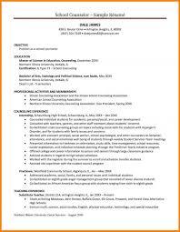 sle internship resume resume templates schoolsychologist exles sle