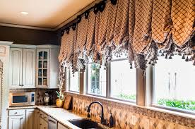 Fancy Kitchen Curtains Curtains Draperies In New Orleans Luz Custom Curtains
