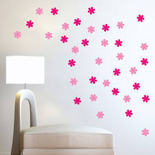 wall stickers funky vinyl wall decals flower wall stickers