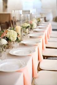 How To Make Centerpieces For Wedding Reception by Best 25 Long Table Reception Ideas On Pinterest Long Wedding