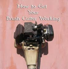 why your brush cutter won u0027t start and what to do about it dengarden
