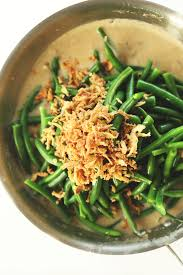 thanksgiving vegetarian menu vegan green bean casserole recipe vegan green bean casserole