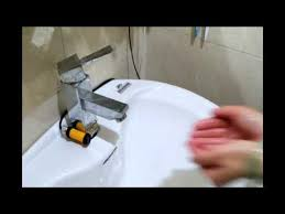 Automatic Water Faucet Auto Faucet Controller Automatic Hand Free Water Saver Infra Red