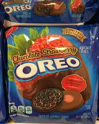 where to buy chocolate dipped strawberries oreo releases the world s most flavor and that s not an