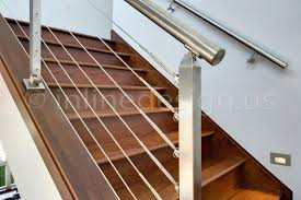 Home Depot Stair Railings Interior Cable Railing Home Depot Styledbyjames Co