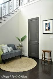 Interior Home Colors Best 25 Painting Interior Doors Ideas On Pinterest Interior