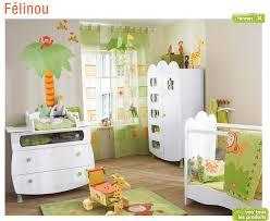 chambre jungle bébé décoration chambre bébé garçon jungle
