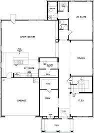 new homes floor plans kb homes floor plans new homes in plan modeled first floor kb