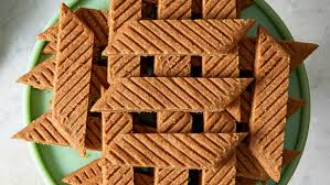 swedish spice cookies muskotsnittar