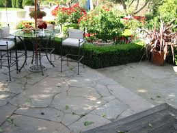 Building Flagstone Patio Patios Hard And Soft The Human Footprint