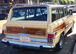 jeep kaiser wagoneer jeep transcends its parentage feral cars
