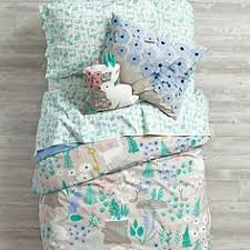 Land Of Nod Girls Bedding by Very Unusual Color Story Lots Of Nice Embroidery Fairy Princess