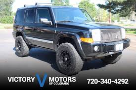 2006 jeep commander limited victory motors of colorado
