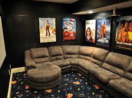 Sofa Movie Theater by Movie Theater Decor For The Home Home Theater Decor For