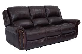 furniture leather sectional reclining sofa leather reclining