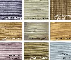 grasscloth wallpaper metallic backing 2017 grasscloth wallpaper