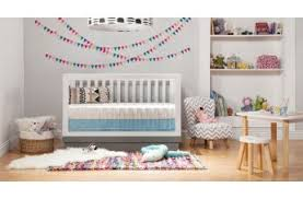 Babyletto Harlow 3 In 1 Convertible Crib Babyletto Furniture Harlow Modo Mercer Bedroom Collection
