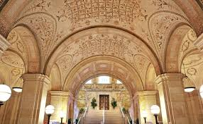 Narrowest House In Boston Guastavino Tile Arches In City Hall Subway And Ellis Island Photos