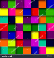 abstract color mosaic background stock vector 92276410 shutterstock