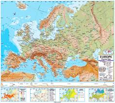 World Map Of Europe by Digital Maps U0026 Links Memographer