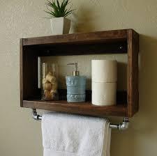 Deep Wall Shelves Best 20 Bathroom Wall Shelves Ideas On Pinterest Bathroom Wall