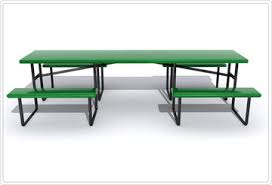 Park Bench And Table Wheelchair Accessible Park Benches Tables Furniture Lowest