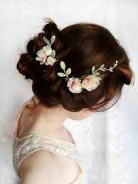 wedding flowers in hair bridal hairstyles open semi open or pinned up 100 wedding