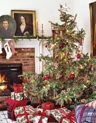 country christmas tree 60 christmas country living room decor ideas family