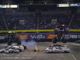 monster trucks shows my american dream blog von christian ey monster truck show in