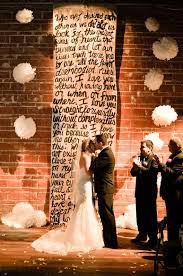wedding vow backdrop 9 best vow renewals images on wedding stuff vow
