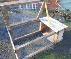 building a small rabbit hutch 12 steps with pictures
