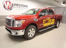 nissan truck titan red 2017 nissan titan for sale in moose jaw saskatchewan