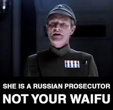 Natalia Meme - not your waifu natalia poklonskaya know your meme