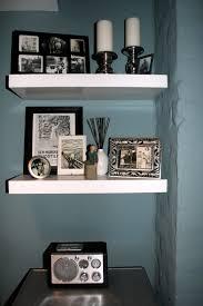 floating picture shelves amazing decoration white floating shelves lowes bold design