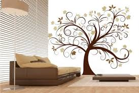 Design Of Wall Painting Home Design Ideas - Paint a design on a wall