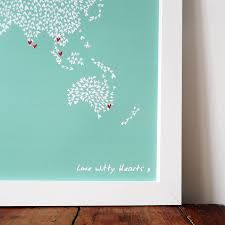 large teal map of the world with heart stickers by witty hearts large teal map of the world with heart stickers