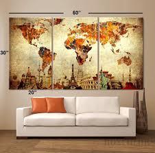 96 best world map images on pinterest world maps art paintings
