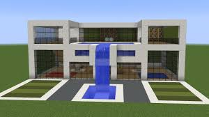 modern house building minecraft how to build a modern house 11 youtube