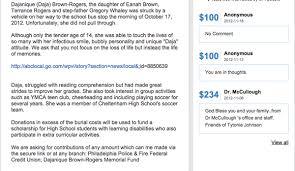 memorial fundraising crowdfunding experts
