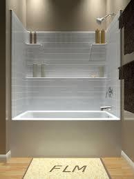 bathroom tub ideas stylish shower tub combo for mobile homes bath tubs and showers home