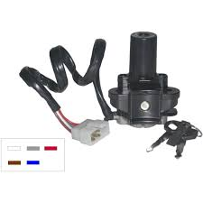 ignition switch kawasaki zzr600e zx6r f1 3 zx9r b1 4 5 wires ebay
