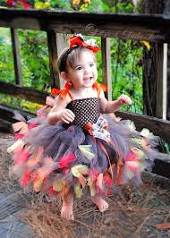 thanksgiving harvest baby couture tutu dress infant