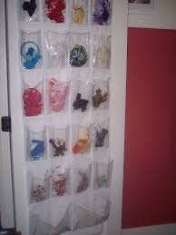 organize hair accessories how to organize a billion hair bows or so she says